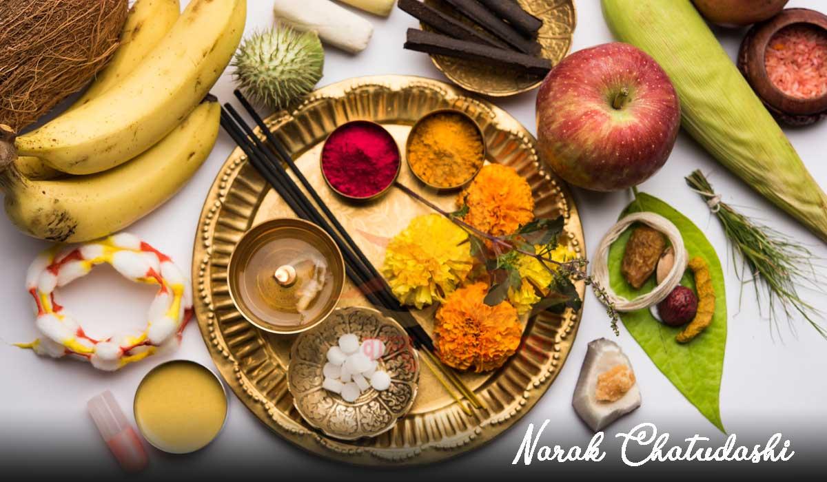 Diwali pooja